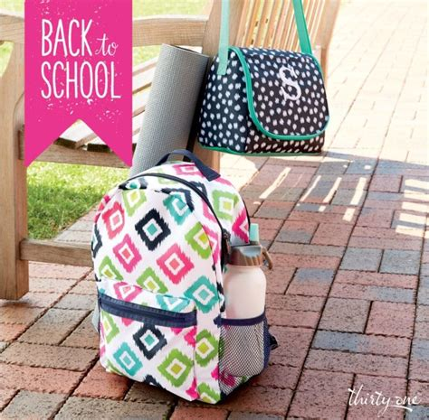 Souvenir Back Pack Kidstas Ransel 31 1707 best thirty one is functional images on 31 bags 31 gifts and thirty one gifts