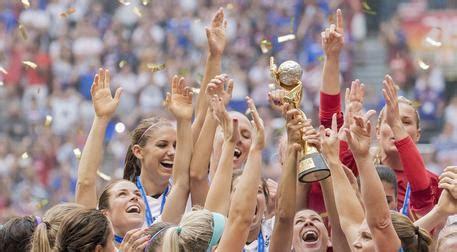 sedere femminile piu bello mondo inc news la squadra femminile usa 232 cione mondo