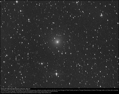 41p tuttle giacobini kresak comet 41p tuttle giacobini kresak an image 25 feb 2017