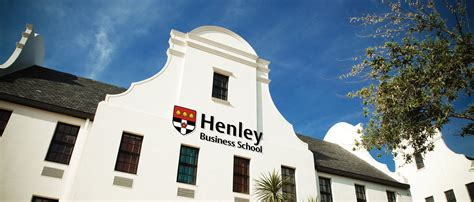 College Mba by Henley Business School Mba Scholarships And Bursaries