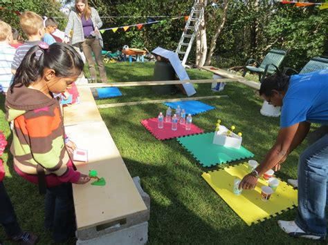 backyard cing party ideas the simple craft diaries backyard carnival party