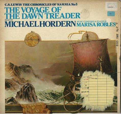 Narnia The Voyage Of The Treader The Storybook marisa robles the chronicles of narnia no 5 the voyage of the treader vinyl record at