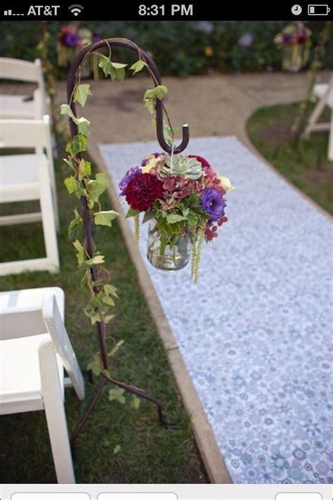 Wedding Aisle Shepherd Hooks by 41 Best Images About Shepherd Staff On Wedding