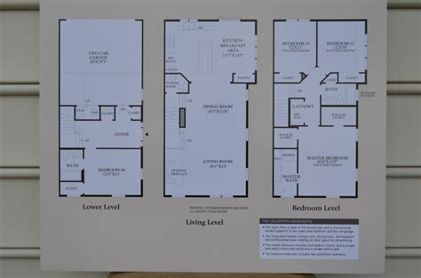 Floor Plans For Realtors by Loudoun Valley By Toll Brothers In Ashburn Virginia