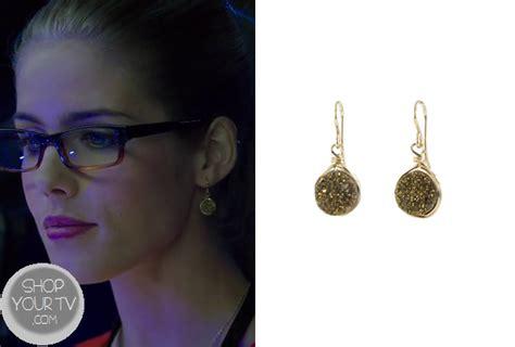 arrow season 2 episode 8 felicity s small earrings shop