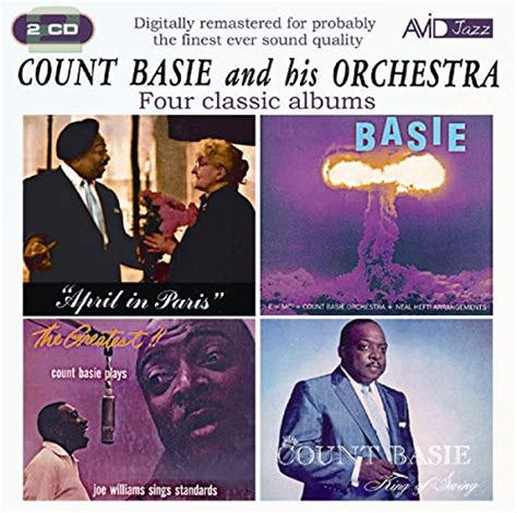 count basie orchestra swinging singing playing count basie and his orchestra shows colston hall