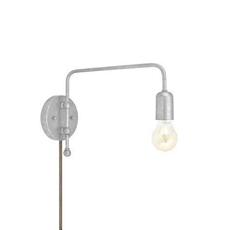 swing arm sconce plug in the downtown swing arm plug in sconce barn light electric