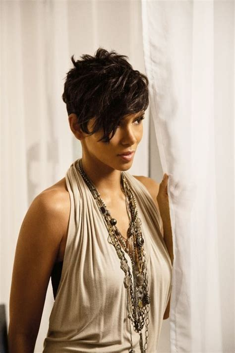 short bonding hair style 1000 ideas about halle berry haircut on pinterest