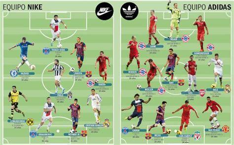 adidas vs nike ballon d or nominees team nike vs team adidas balls ie