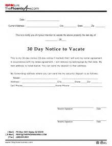 30 day eviction notice template best photos of 30 day eviction notice template 30 day