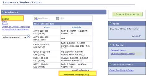 Unc Registrar Office by Plan Your Class Schedule Office Of The Registrar