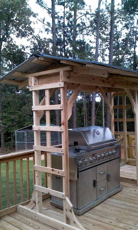 backyard grill cover grill cover outdoor spaces pinterest grill covers