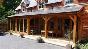 Oak veranda amp oak conservatory berkshire david salisbury