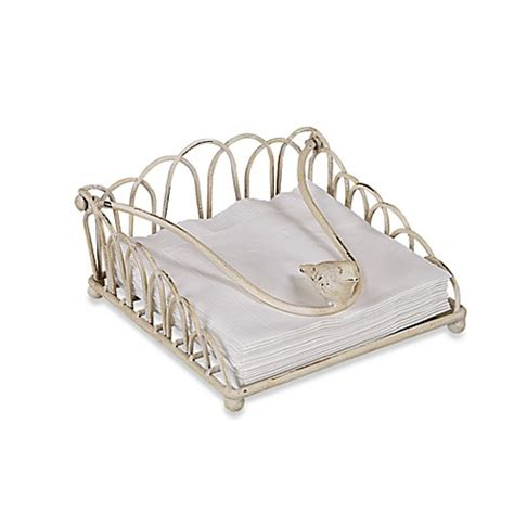 bathroom napkin holder bird napkin holder bed bath beyond