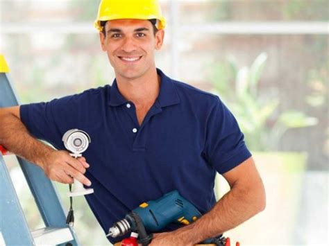 professional home security system installation with