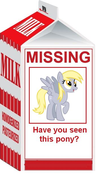 Milk Missing Template by 215336 Derpygate Derpy Hooves Mare Milk