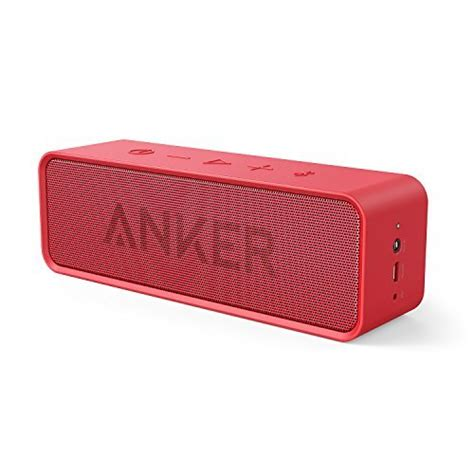 Anker Soundcore Bluetooth Speaker Dual Driver 24 Hours Playtime anker soundcore bluetooth speaker with 24 hour playtime import it all