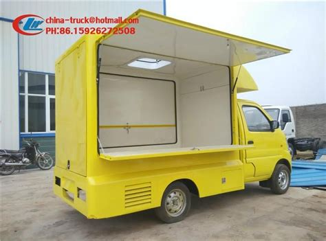 mobile de trucks mobile food truck food truck for sale fast food truck mini
