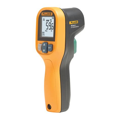 Thermometer Fluke fluke 59 max compact infrared thermometer 8 1 from cole parmer