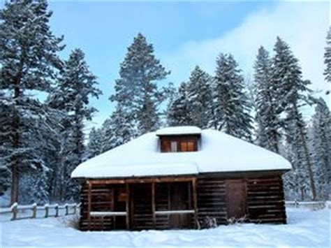 Big Creek Cabins by Forest Service Cabin Gets You Intimate With Montana S