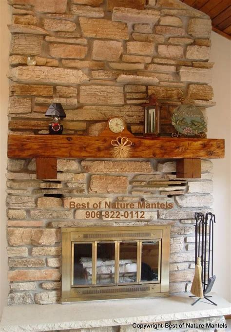 rustic wood mantels for fireplace 1000 ideas about rustic fireplaces on rustic