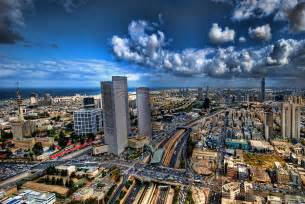Tel Aviv Skyline Tel Aviv Center Skyline Photograph By Shoshani
