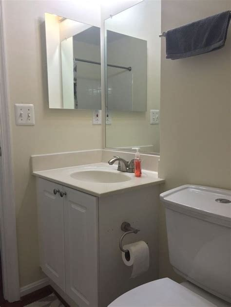 easy diy builders grade bathroom updates hometalk