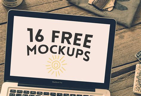 mockup templates free 16 free hip mockups bundle graphicsfuel