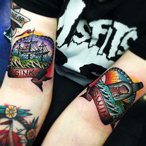 tattoo london business school sink or swim by samuele briganti the family business