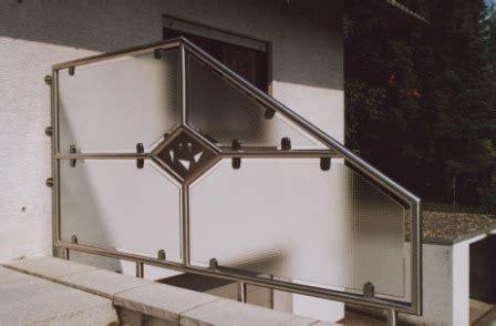 terrassen sichtschutz glas windschutz und sichtschutz aus - Edelstahl Au Engel Nder