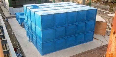 Tangki Air Water Tank Roof Tank tangki panel tank pt bioseven fiberglass indonesia