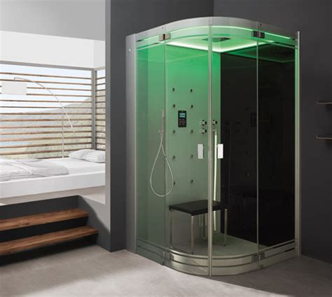 Shower Bath System Steam Bath Hoesch Sensesation With Shower Designer Homes
