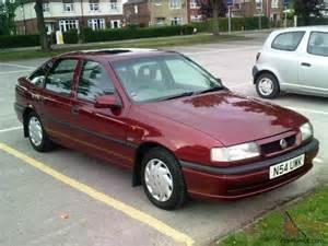 Vauxhall Cavilier 1995 Vauxhall Cavalier Classic The Last Luton Built