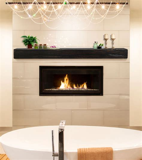 Floating Fireplace Mantel Shelf by Breckenridge Wood Mantel Shelves Fireplace Mantel Shelf Floating Mantel Shelf