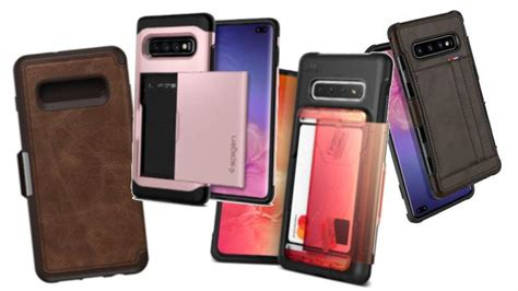 Samsung Galaxy S10 Wallet by 11 Best Samsung Galaxy S10 Plus Wallet Cases Worth Buying 2019 Heavy