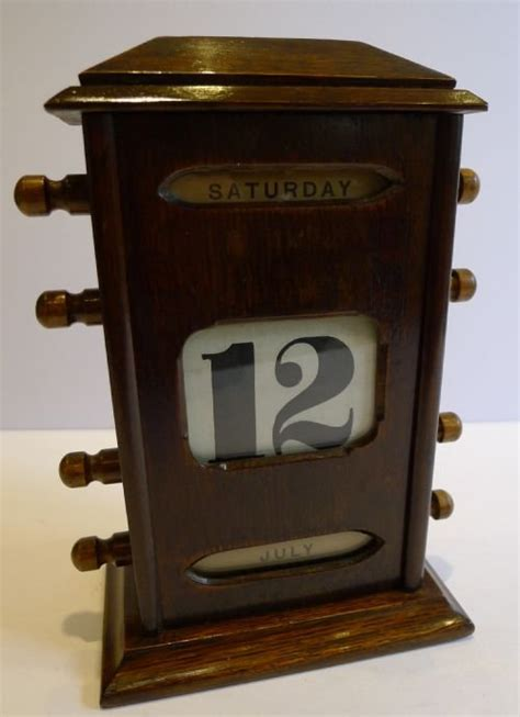 antique perpetual desk calendar antique desk calendar antique furniture