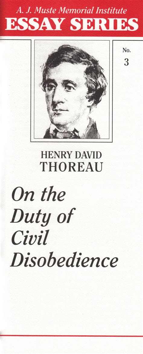 Essay On Civil Disobedience by Essay On Civil Disobedience Thoreau Summary Reportthenews567 Web Fc2
