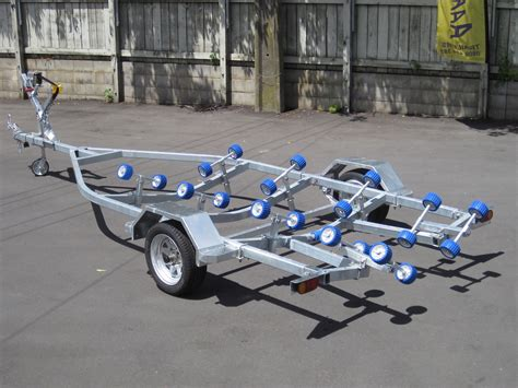 boat trailer with rollers for sale boat trailer with rollers suits 17 18ft boats ax580