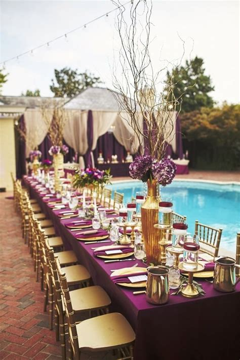 best 25 purple and gold wedding ideas on purple gold weddings purple gold and