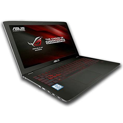 Notebook Asus I7 Skylake asus rog gl752vw 17 3 quot notebook for gamers intel skylake i7 6700