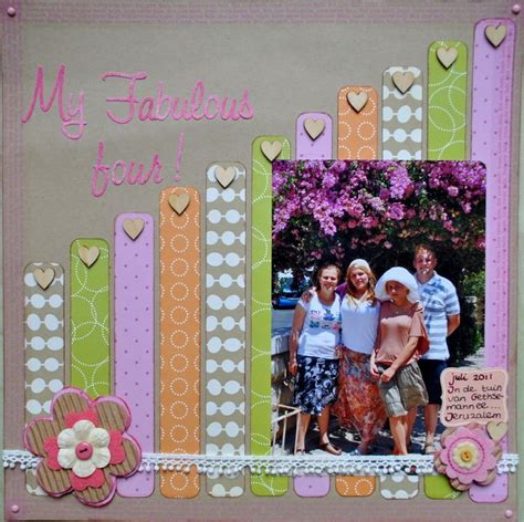 scrapbook layout four photos simple scrapbook layouts ideas www imgkid com the