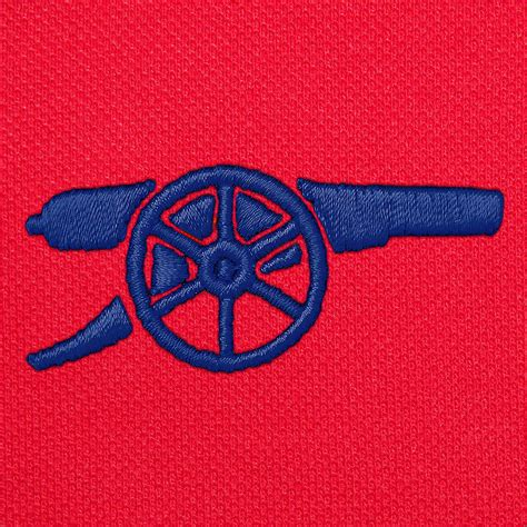 arsenal official arsenal fc official football gift mens crest polo shirt ebay