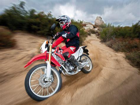 Ural Motorrad Im Gel Nde by Die Honda Crf 250 L