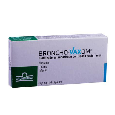 Bronchovaxom Anak 3 5mg broncho vaxom 3 5 mg inf 10 capsulas