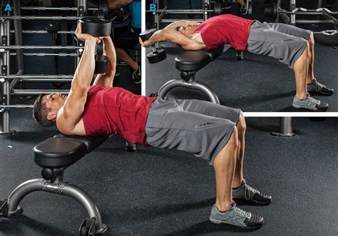 bench pull exercise 1 move for more strength cross bench pull over american