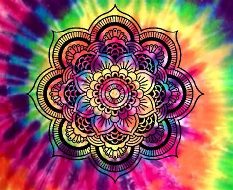 imagenes de mandalas hipster tumblr rainbow mandala tumblr