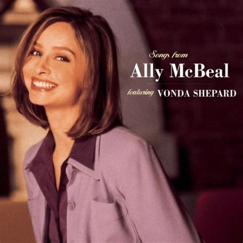 theme song ally mcbeal songs from ally mcbeal featuring vonda shepard television