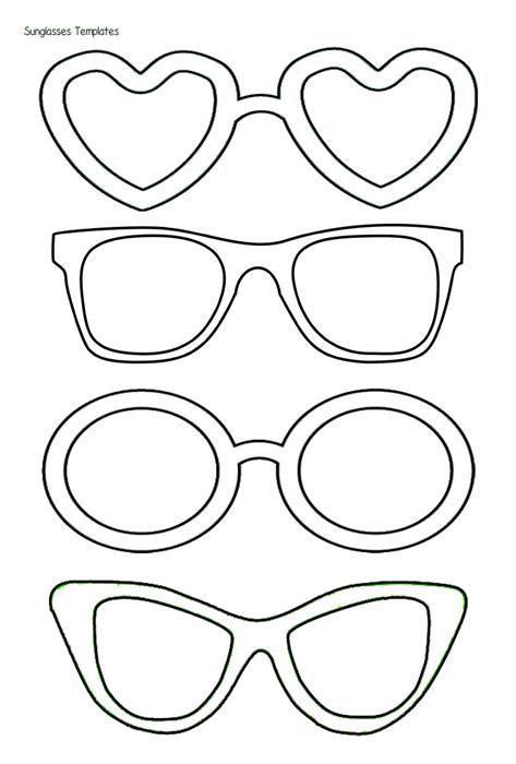 sunglasses template the world s catalog of ideas