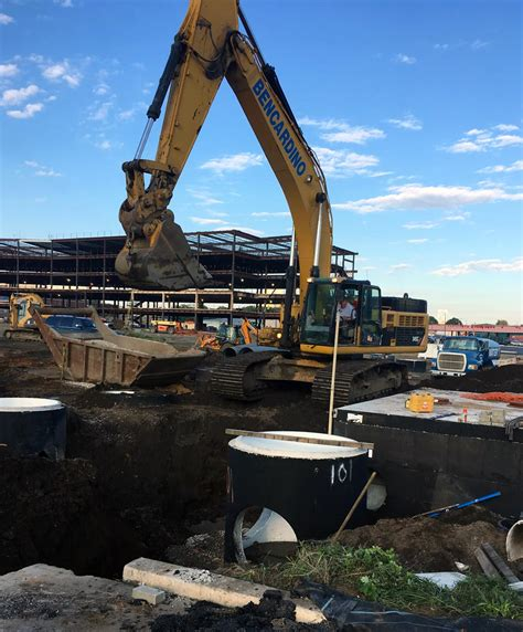 bencardino excavating recent projects