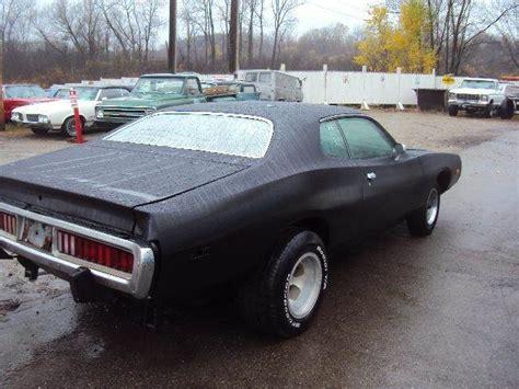 dodge jackson michigan 1974 dodge charger in jackson mi marshall motors classics